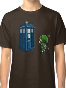 Ocarina of Time Travel Classic T-Shirt