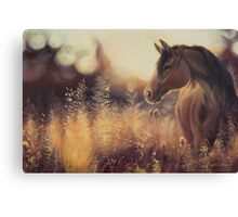 A Lovely Thought Canvas Print