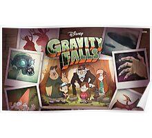 """Gravity Falls"" Poster"