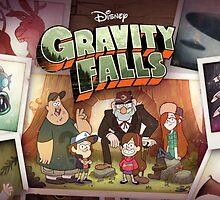 """Gravity Falls"" by SirOrin"