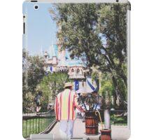 Bert In Disneyland  iPad Case/Skin