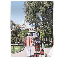Bert In Disneyland  Poster