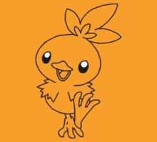 Torchic! [#255] by GeneralAugust