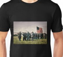 On the Field of Battle Unisex T-Shirt