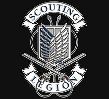 Scouting Legion - Shingeki No Kyujin Unisex T-Shirt