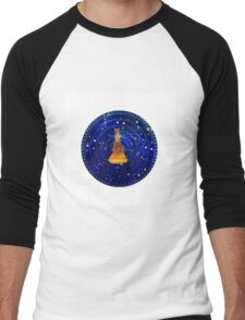 sailor moon golden moon princess Men's Baseball ¾ T-Shirt