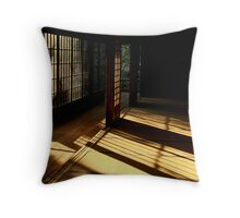 Beauty in Design 2 Throw Pillow