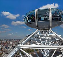 On Top of the Eye by Krys Bailey