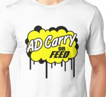 League of Legends: AD Carry or Feed Unisex T-Shirt