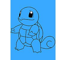 Squirtle! [#7] Photographic Print
