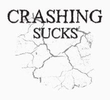 Crashing Sucks by Tracy Deptuck