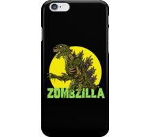 Night of the Living Kaiju Corpses! iPhone Case/Skin