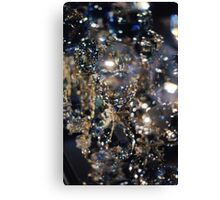 Glass Abstraction Canvas Print
