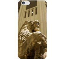 Guardian Figure iPhone Case/Skin