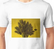 Bunny Tail Grasses Unisex T-Shirt