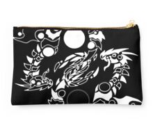 Twin infinity dragons Studio Pouch
