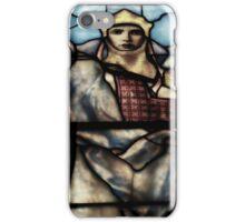Tiffany Window detail-Angel iPhone Case/Skin