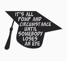 Graduation Quote One Piece - Short Sleeve