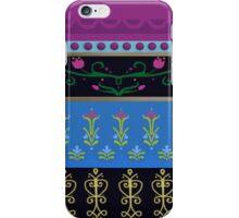 Frozen Anna Pattern iPhone Case/Skin