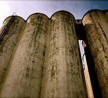 White Cloud Grain Company by Robert Baker