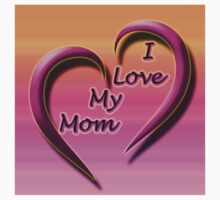 Beautiful Cushions/ Mothers day/ Heart you mom Kids Clothes