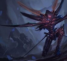 Kha'zix against Rengar ( AvP ) - League of Legends by MindxCrush