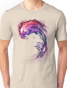 Space Surfing II Unisex T-Shirt