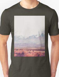 Desert Peaks Unisex T-Shirt