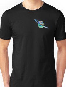 Earth Split Unisex T-Shirt