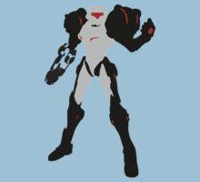 Samus Aran - Phazon Suit by RobsteinOne