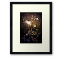 The Strangest Dream Framed Print