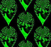 Swirling Verdant II by Rupert Russell