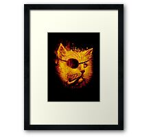 Irie Eye Framed Print