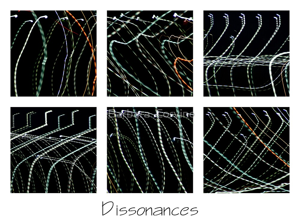 Dissonances by Barbara  Corvino