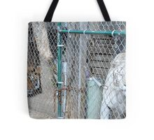 Socrates Getting Charged - The Resolution Tote Bag