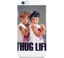 Olsen Twins Thug Life iPhone Case/Skin