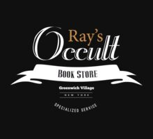 Rays Occult Books by chazy73
