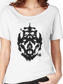 Inkblot Test, Verdict Psycho Women's Relaxed Fit T-Shirt