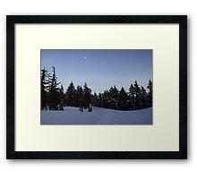 Rim Drive, Crater Lake National Park, Klamath County, Oregon, USA Framed Print