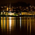 Lucerne by night by rosiczka