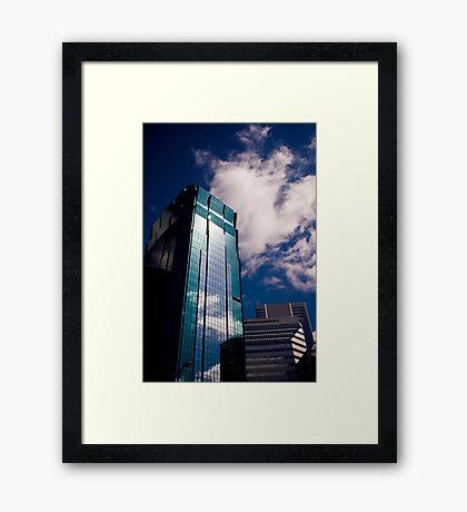 Downtown Minneapolis Framed Print