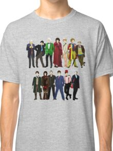 Doctor Who - The 13 Doctors Classic T-Shirt