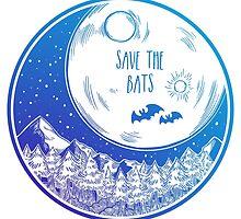 Save the Bats! by Hannah Diaz