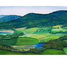Summer At Vroman's Nose Photographic Print