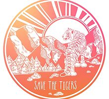 Save the Tigers! by Hannah Diaz