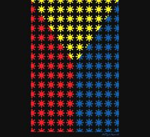 Philippines Filipino Sun Flag by AiReal Apparel Unisex T-Shirt