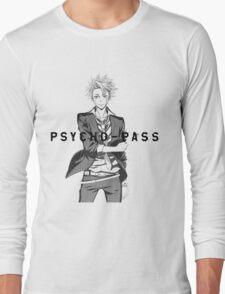 Psycho-Pass Kagari Long Sleeve T-Shirt