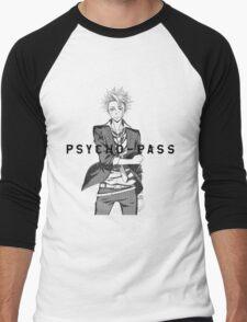Psycho-Pass Kagari Men's Baseball ¾ T-Shirt