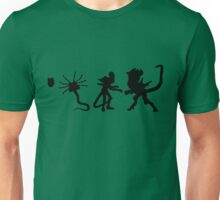 The Alien Progression  Unisex T-Shirt