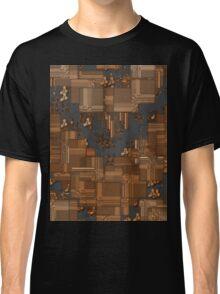 Tiled Blocks Classic T-Shirt